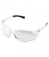 Crews Bearkat Magnifier Protective Eyewear, Clear, 2.5 Diopter