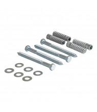 Vestil Car Stop Concrete Hardware Kit (4 Bolts & Anchors) CS-33-KIT-4