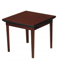 """Mayline Corsica CTS 24"""" W End Table (Shown in Sierra Cherry)"""