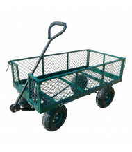 Sandusky 400 lb Load Steel Crate Wagon Utility Cart