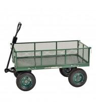 Sandusky 1000 lb Load Steel Crate Wagon Utility Cart
