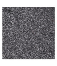 """Crown Rely-On Olefin Indoor Wiper Mat, 24"""" x 36"""", Charcoal"""