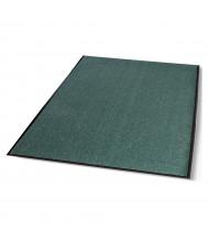 Crown Rely-On 4' x 6' Vinyl Back Polypropylene Indoor Wiper Floor Mat, Evergreen