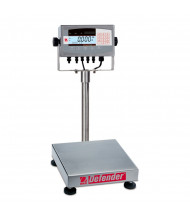 OHAUS Defender 7000 Washdown Legal for Trade Bench Scales, 20 lbs. to 500 lbs. Capacity