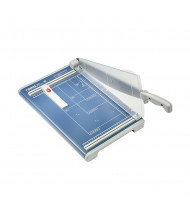"Dahle 560 13-3/8"" Professional Paper Cutter Guillotine with Fan Guard"