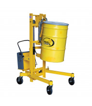 Vestil DCR-880-H-HP-DC Mechanial Drum Transporter 800 lb, DC Powered