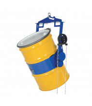 Vestil DCT 800 to 2000 lb Load Carrier/Rotator 55-Gallon Steel Drum Lifters