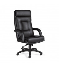 Global Arturo 3991 Executive High-Back Bonded Leather Office Chair.