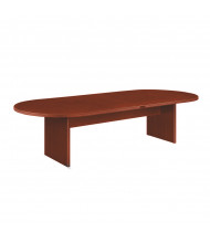 DMI Furniture Fairplex 10 ft Racetrack Conference Table  (Shown in Cognac Cherry)