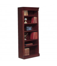 DMI Keswick 6-Shelf Bookcase, Cherry