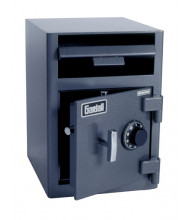 Gardall DS1914C 1.06 cu. ft. Single Door Front Loading Depository Safe