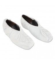 DuPont Tyvek Shoe Covers, White, One Size Fits All, 200/Pack