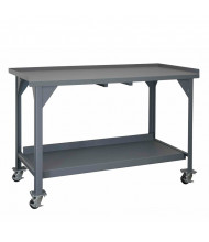 Durham Steel 4,000 lbs Capacity Mobile Workbench