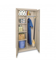Sandusky Elite Combination Storage Cabinets, Assembled (Shown in Sand)