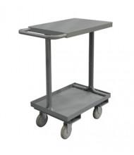 Durham Steel 1200 lb Load Open Access Cart