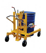 Vestil DCR-880-M Mechanical Drum Transporter 880 lb Load, Hand Ratchet