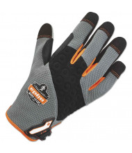 ergodyne ProFlex 710 Heavy-Duty Utility Gloves, Gray, X-Large