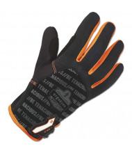 Ergodyne ProFlex 812 Standard Utility Gloves, Black, Large