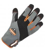 Ergodyne ProFlex 820 High Abrasion Handling Gloves, Gray, Medium