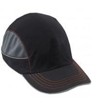 ergodyne Skullerz 8950 Bump Cap, Long Brim, Black