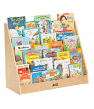 "ECR4Kids 36"" W Birch Book Display"