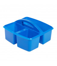 ECR4Kids Small Art Caddy Storage Tray Set, 12 Pack