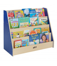 "ECR4Kids Colorful Essentials 36"" W Big Book Display Stand (Shown in Blue)"