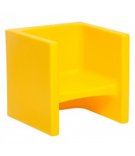"ECR4Kids Tri-Me Preschool Chair (Shown in 6"" Seat Position in Yellow)"