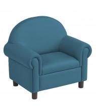 ECR4Kids SoftZone Little Lux Pre-School Chair (Shown in Teal)