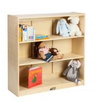 "ECR4Kids 36"" H Birch Classroom Bookcase"