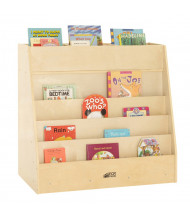 "ECR4Kids 36"" W Book Display Stand"