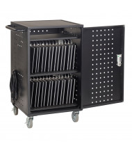 ECR4Kids 32 Tablet & Laptop Charging Cart (Devices Not Included)