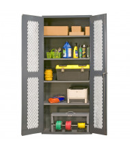 Durham Steel 14-Gauge Adjustable Shelf Ventilated Storage Cabinets
