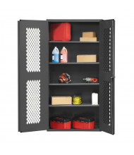 Durham Steel 4-Shelf Ventilated Storage Cabinet