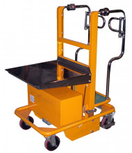 Vestil EOP-440 Electric Lift Order Picking Cart