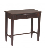 Office Star ES07 Foyer Table in Espresso Finish