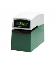 Acroprint ETC High Volume Automatic Time Stamp (w/ digital clock)