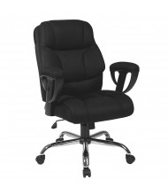 Office Star Big & Tall 350 lb. Mesh Fabric High-Back Office Chair