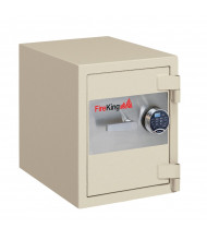 FireKing FB1612-1 1-Hour Fire & RSC Burglary Rated Combination Safe (Shown in Taupe with Electronic Lock)