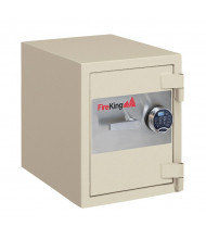 FireKing FB2218-1 1-Hour Fire 3.8 cu. ft. RSC Burglary Rated Safe (Shown in Taupe with Electronic Lock)