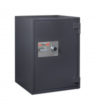 FireKing FB3624-1 1-Hour Fire & RSC Burglary Rated 10.5 cu. ft. Safe (Shown in Black with Dial Lock)