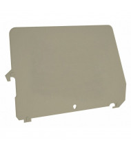 Tennsco Divider for Lateral File Cabinets (Shown in Putty)