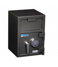 "Protex FD-2014 0.78 cu. ft. ""B"" Rated Front Loading Depository Safe"