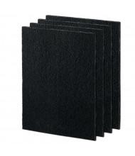 Fellowes Medium Carbon Filters for AeraMax 190, Pack of 4