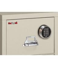 FireKing Electronic Lock Upgrade for Storage Cabinet