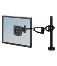 Fellowes Professional Series Depth Adjustable Monitor Arm for Monitors Up to 24 lbs.
