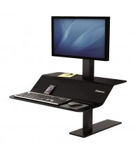 Fellowes Lotus VE Single Monitor Sit-Stand Workstation