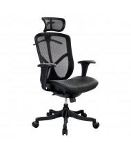Eurotech Fuzion Basic FUZ6B-HI Mesh High-Back Executive Office Chair