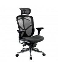 Eurotech Fuzion Luxury FUZ9LX-HI Mesh High-Back Executive Office Chair
