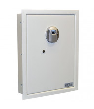 Protex FW-1814Z In-Wall Electronic Fingerprint Safe